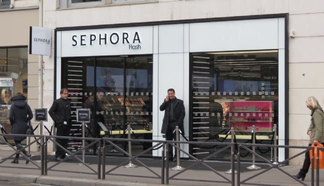 Sephora Flash - Cosmetics & Beauty Supply - 66 rue de Rivoli, Beaubourg, Paris, France - Phone ...
