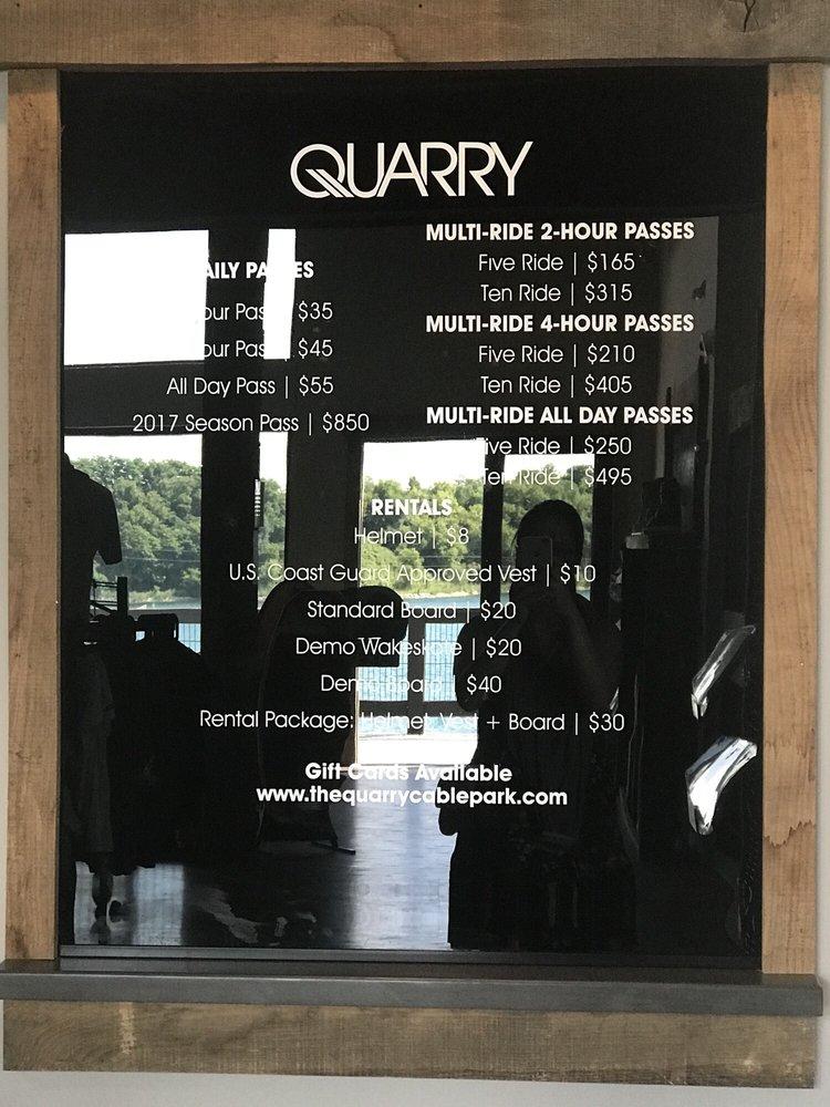 The Quarry Cable Park - 26 Photos & 13 Reviews - Parks