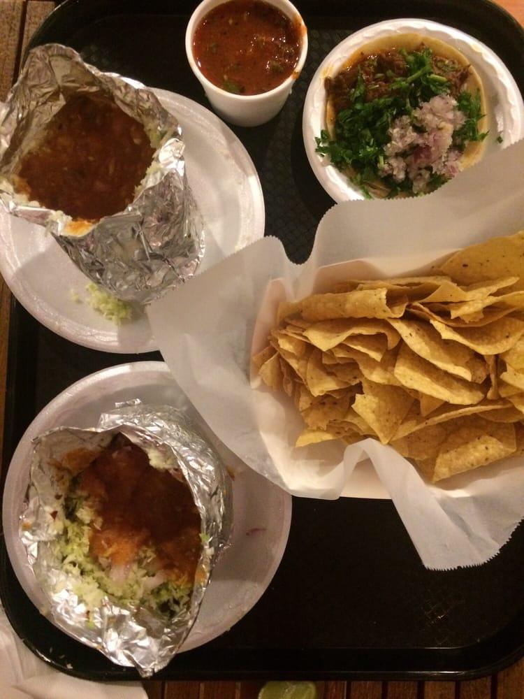 photo of backyard taco mesa az united states great food chips