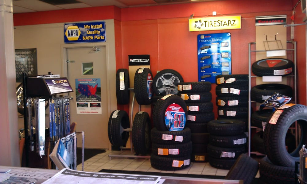 Auto & Tire Works
