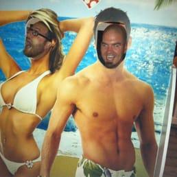 Ballys bar beach bikini