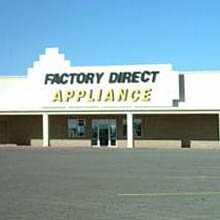 Factory Direct Appliance: 4431 121st St, Urbandale, IA