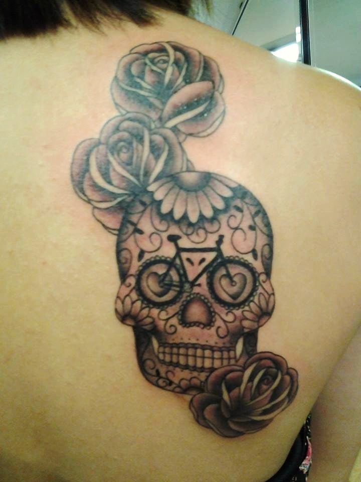 Day Of The Dead Piece By Swerve Yelp
