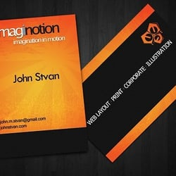 Full Color Business Cards And Flyers In 1 Day Printing Services