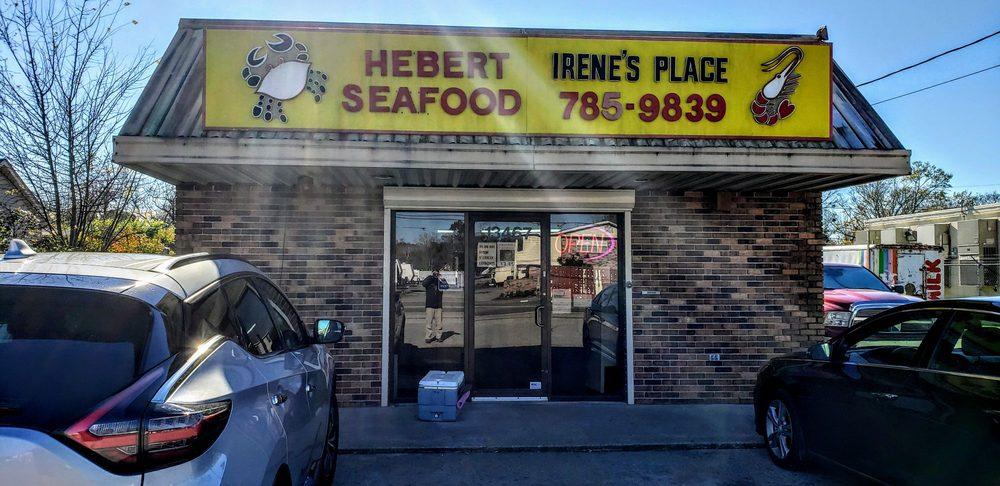 Hebert Seafood: 13467 Hwy 90, Boutte, LA