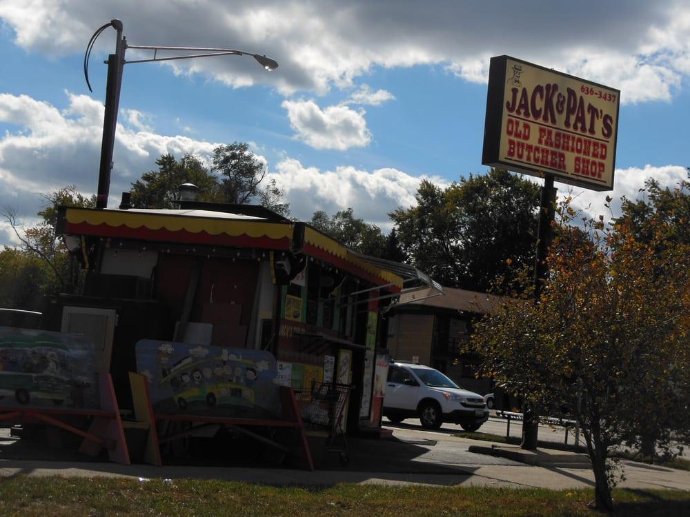 Jack Pat S Old Fashioned Butcher Shop