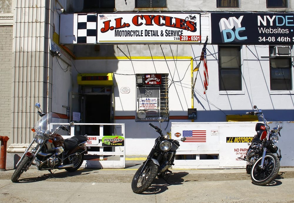J L Motorcycle Service And