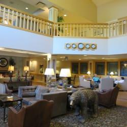 Photo Of Fairbanks Princess Riverside Lodge Ak United States Lounge Area