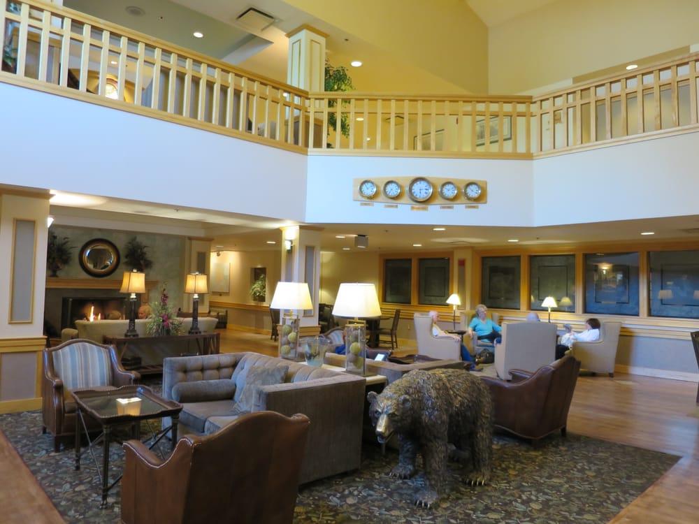 Fairbanks princess riverside lodge 15 foto e 14 for Hotel numero 3