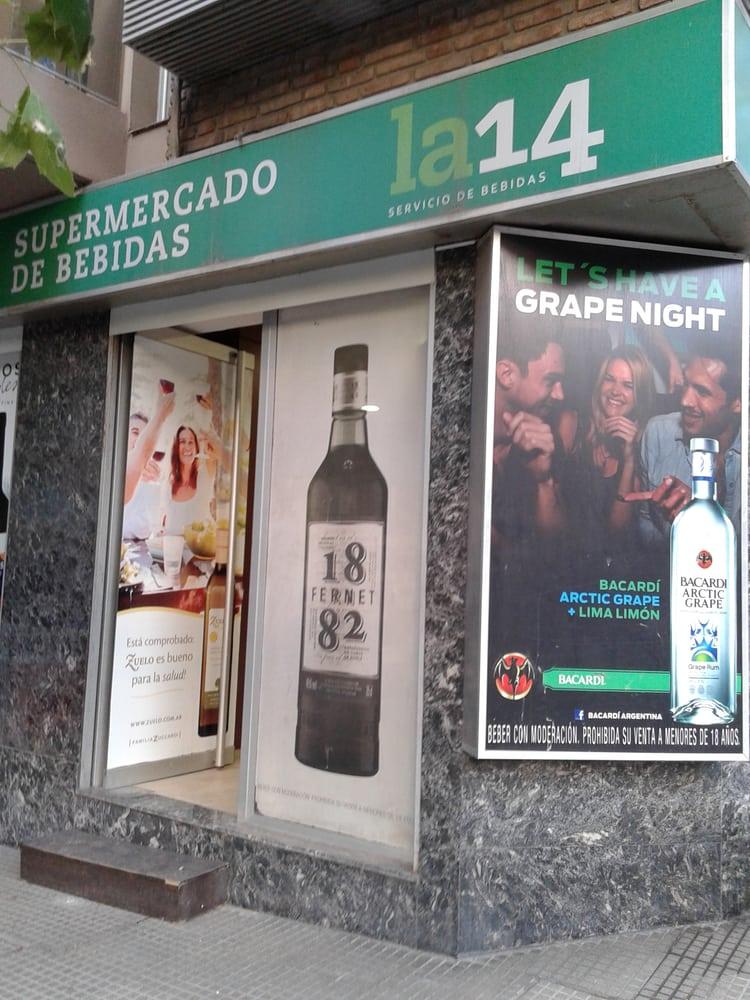 La 14: J a Roca 868, Córdoba, X