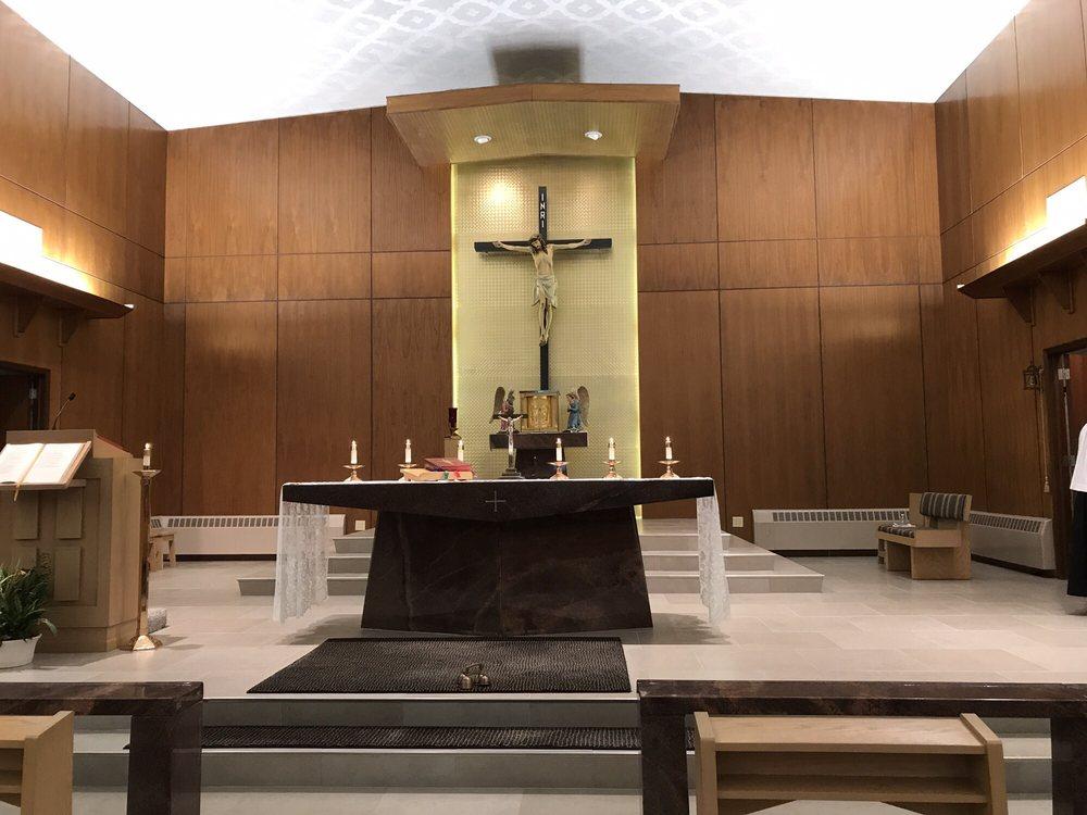 Immaculate Conception Church: 405 E Legrand St, Boscobel, WI