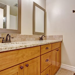 Bathroom Vanities Tallahassee Fl mcmanus cabinet refacing - 15 photos - cabinetry - 1221 commercial