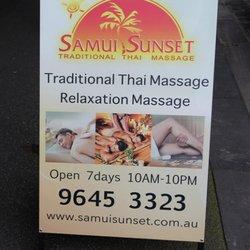 Asian massage melbourne thai west agree