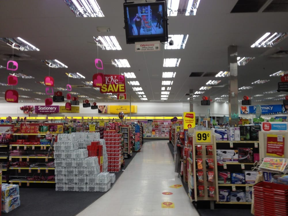inside of this cvs
