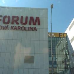 9d952805e7 Forum Nová Karolina - Nákupní centra - Jantarová 3344 4