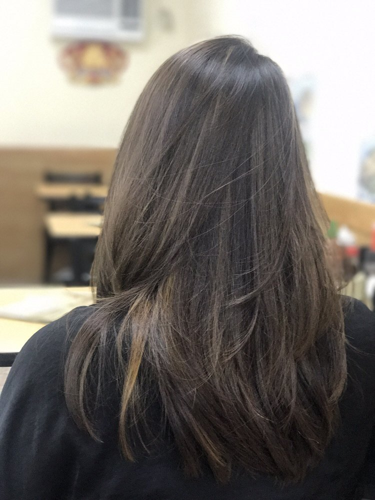Very Happy With My Ash Brown Highlights Thanks Milk Yelp