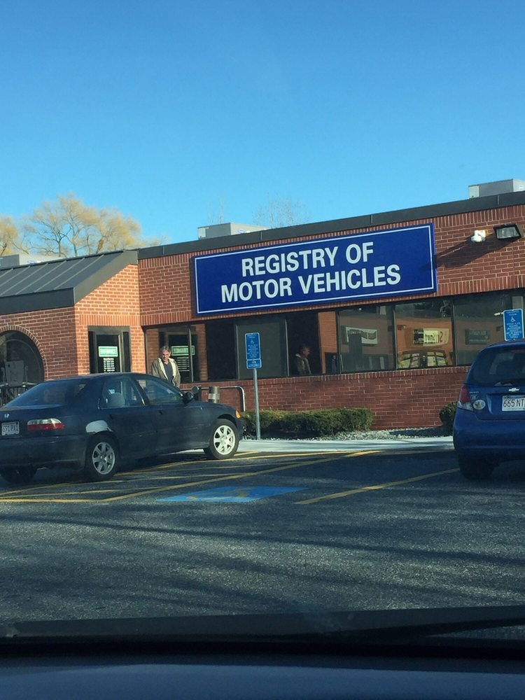Milford RMV Photo of Registry Of Motor Vehicles - Milford, MA, United States.