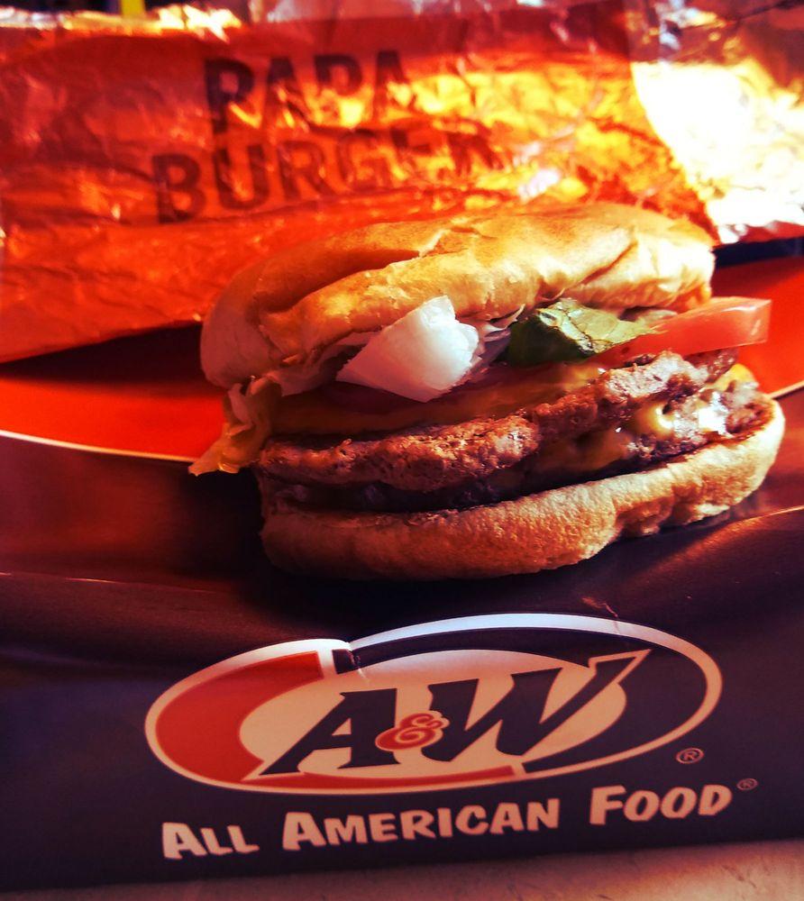 A&W Restaurant: 1467 Sfield Rd, Lincoln Park, MI