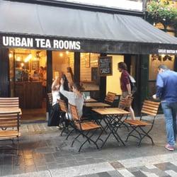 Urban Tea Rooms Kingly Street
