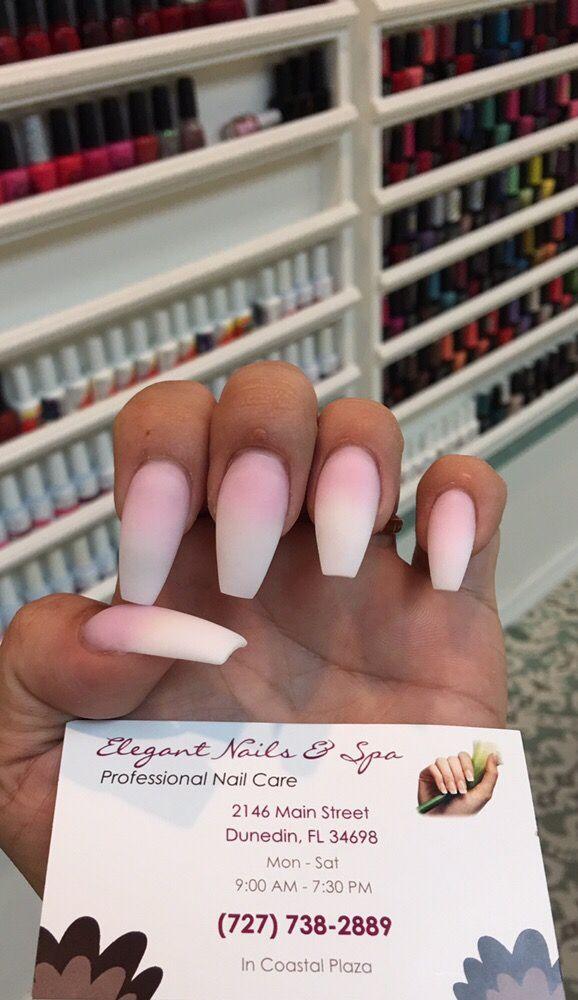 Elegant Nails And Spa Dunedin
