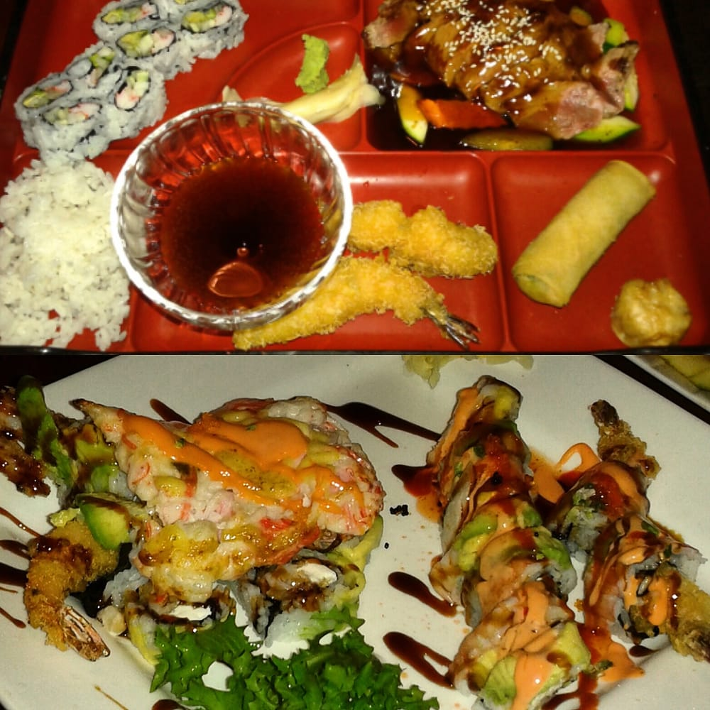 Haiku Japanese Fusion: 4373 Commercial Way, Spring Hill, FL