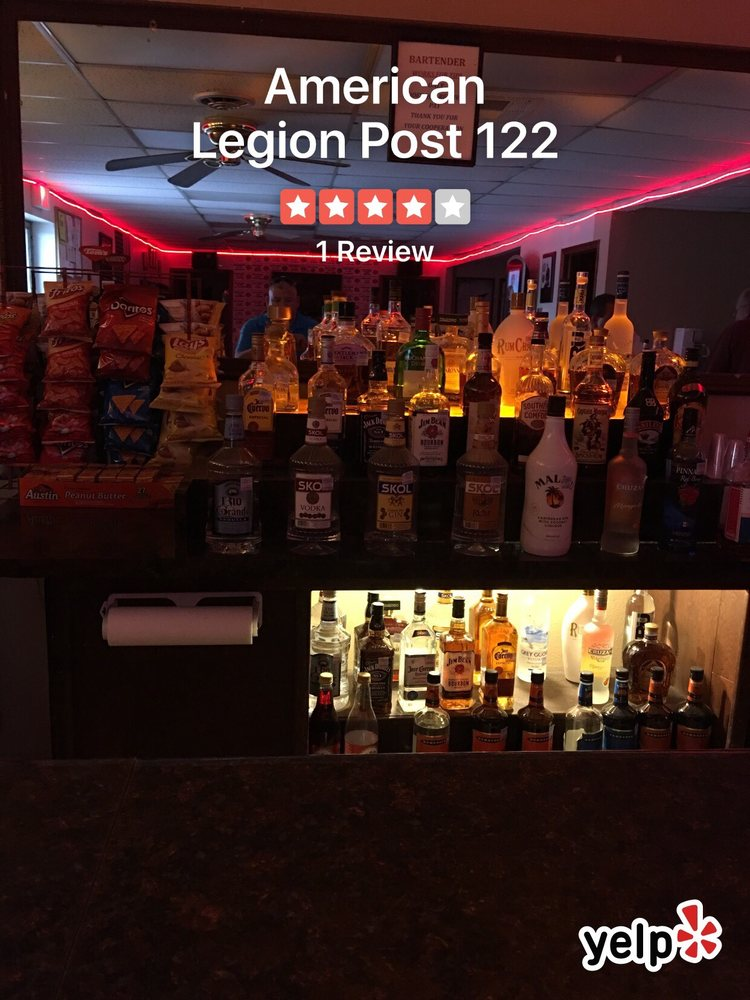 American Legion Post 122: 221 Poplar St, Anthony, TX