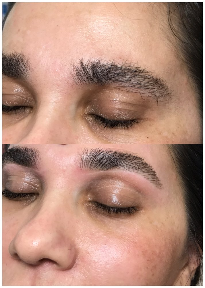 Signature Effexx Beauty Eyebrow Services 838 Northlake Blvd