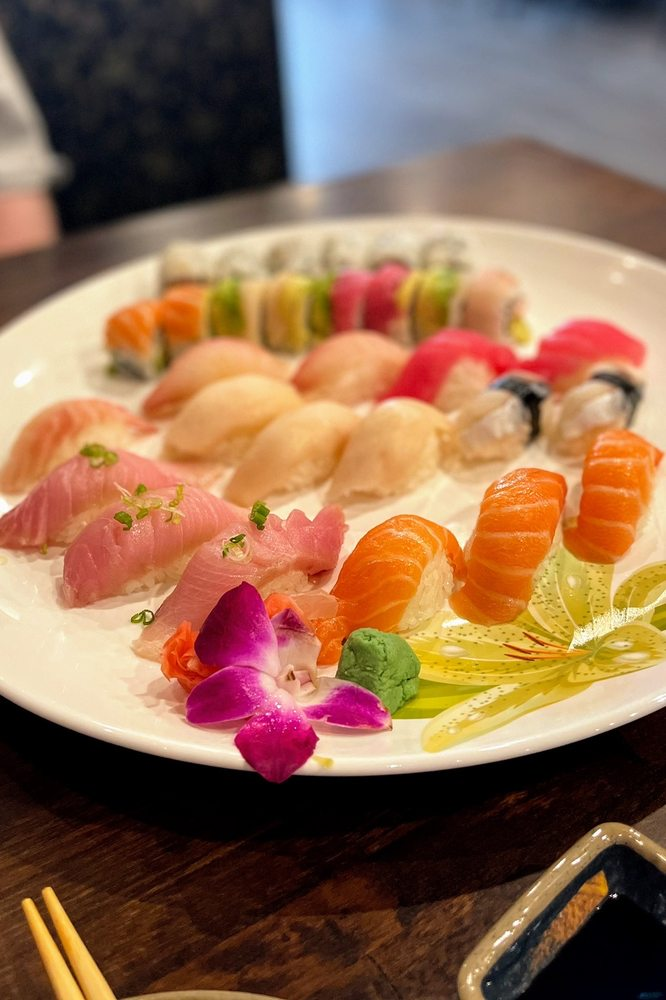 Kawa Hibachi & Sushi: 1701 Duncan Ave, Allison Park, PA