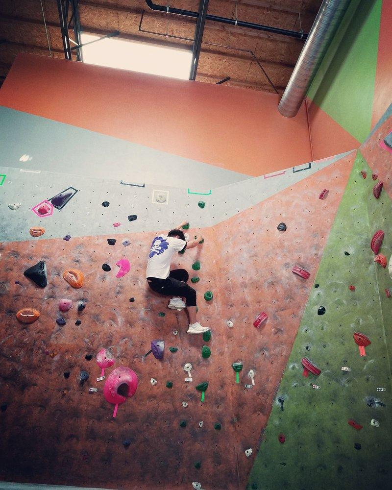 The Wall Climbing Gym