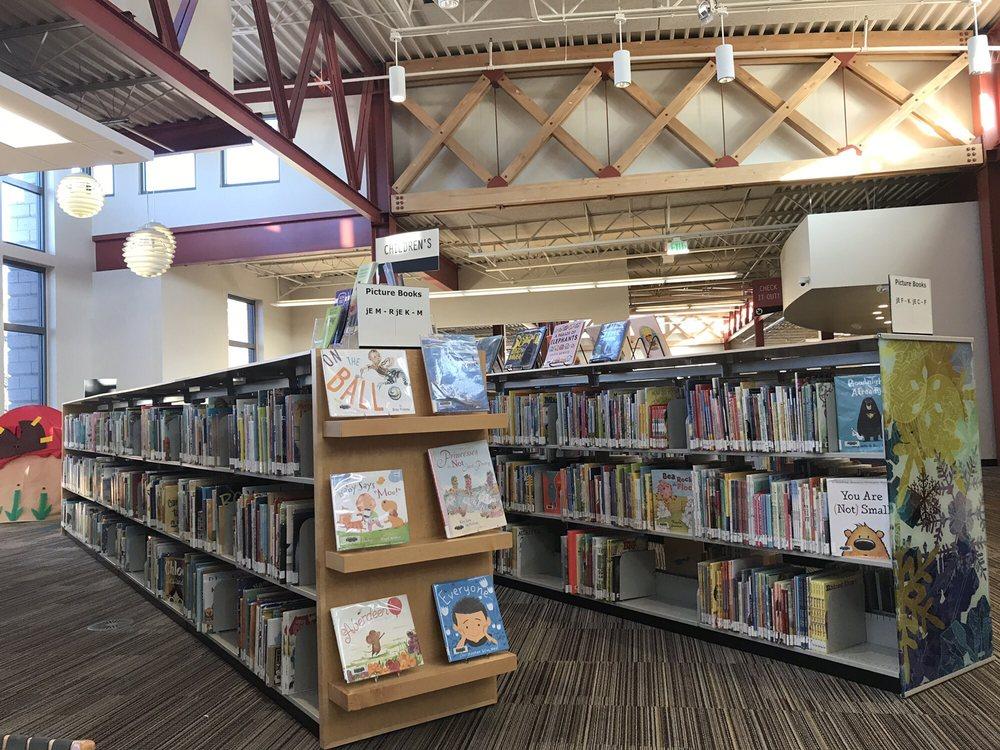 Sam Gary Branch Library: 2961 Roslyn St, Denver, CO