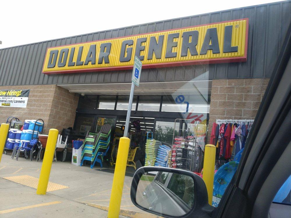 Dollar General: 129 S Oakwood Rd, Enid, OK