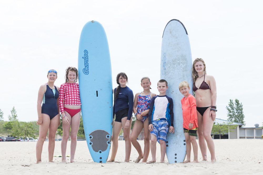 Third Coast Surf Shop - St. Joseph: 212 State St, St. Joseph, MI
