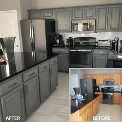 Designer Cabinet Refinishing 39 Photos Refinishing Services