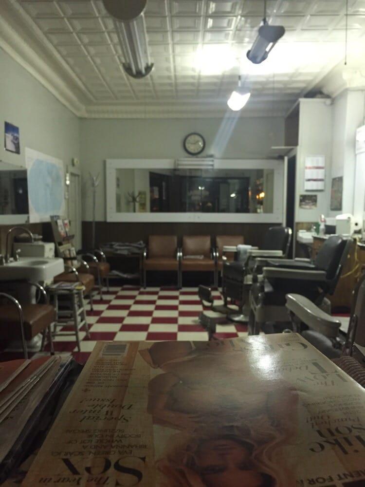 Church Street Barbers: 607 Church St, Ann Arbor, MI