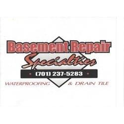 Basement Repair Specialties: 136 Eagle St N, Fargo, ND