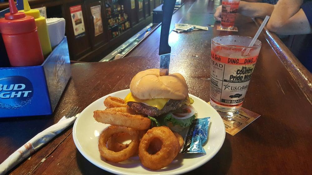 BOXCARS Pub & Grub: 108 Allen St, Clinton, WI
