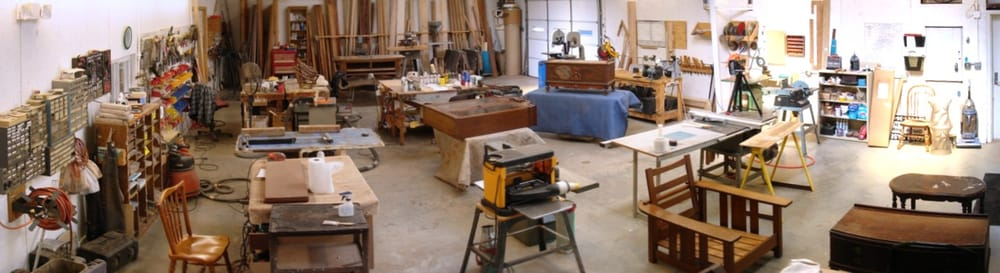 Blake Soule Furniture Restoration: 6974 Corsica Dr, Germantown, TN