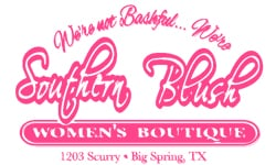 Southern Blush Boutique: 1203 Scurry St, Big Spring, TX