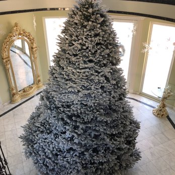 12 Foot Christmas Tree.12 Foot Christmas Tree Looks Like A 14 Foot Tree D Yelp