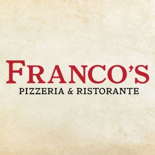 Food from Franco's Pizzeria & Restaurant