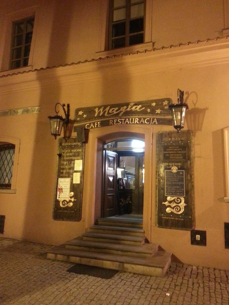 Restauracja Magia