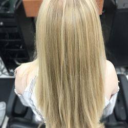 Hair cuttery 15 reviews hair salons 1408 massachuesets ave photo of hair cuttery arlington ma united states root touch up with pmusecretfo Image collections