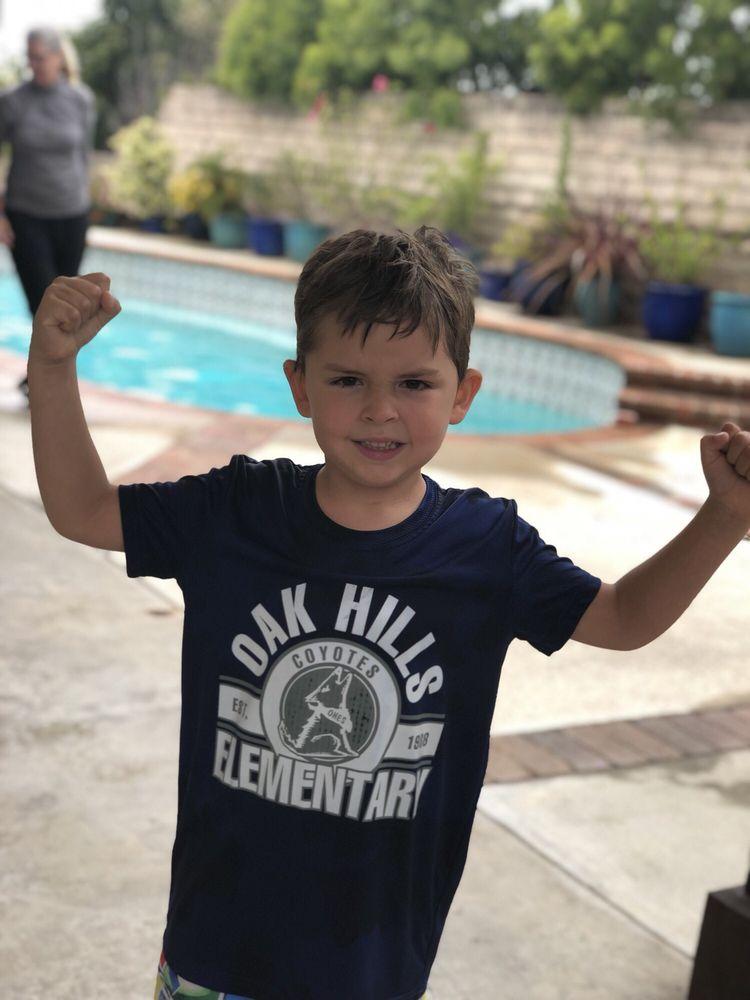 Connect the Dots Swim: Westlake Village, CA