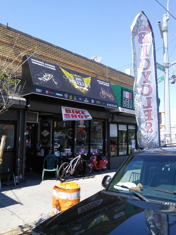 The Bikelery: 2557 Boston Rd, Bronx, NY