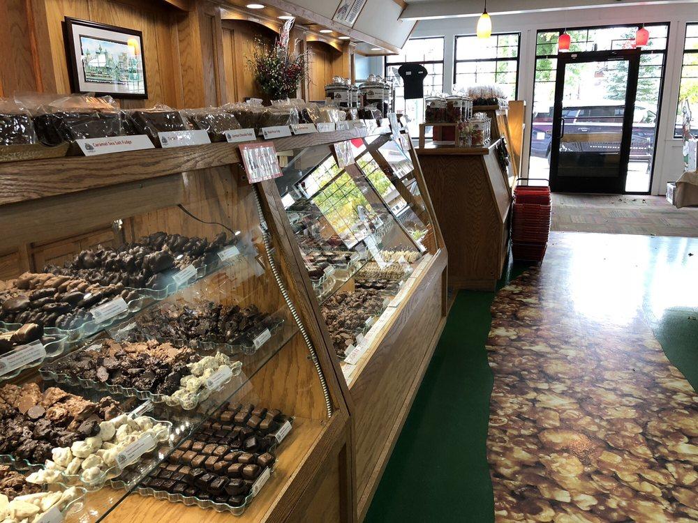Alpine Chocolat Haus: 208 W Main St, Gaylord, MI