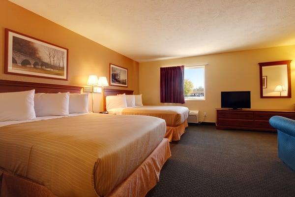 Americas Best Value Inn Seymour: 1000 East Clinton Rd, Seymour, MO