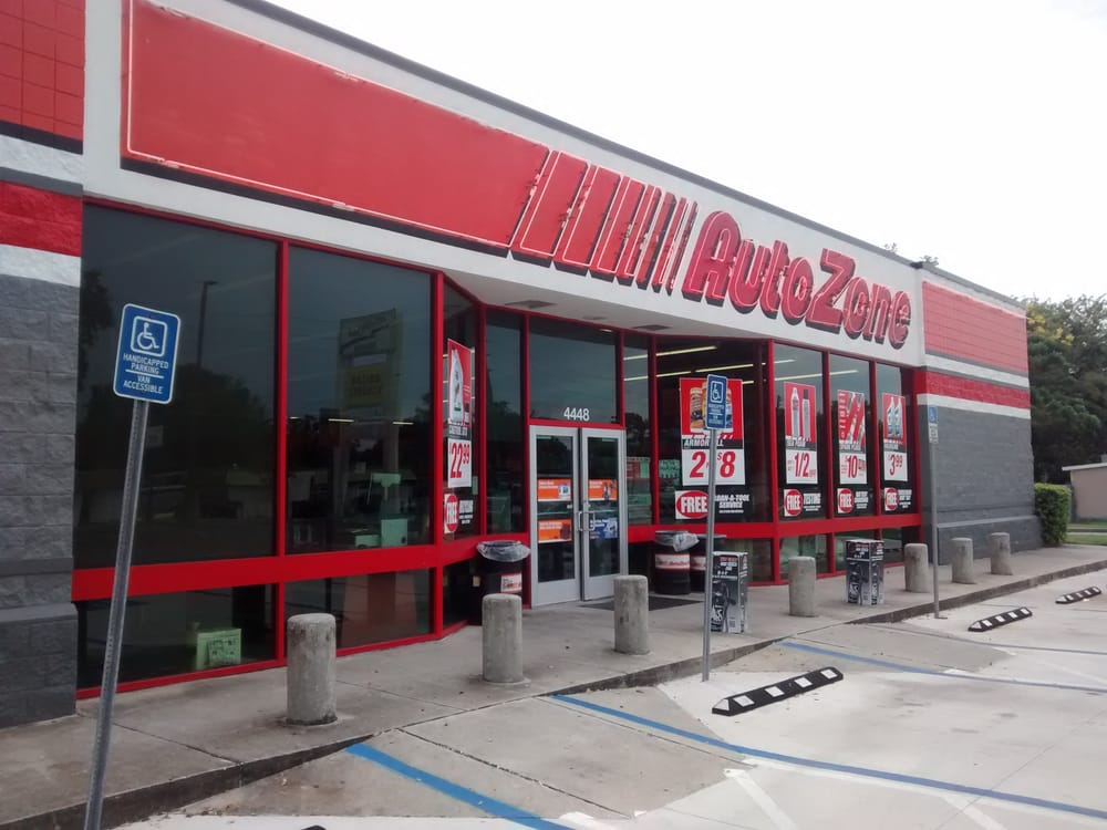Autozone: 4448 Grand Blvd, New Port Richey, FL