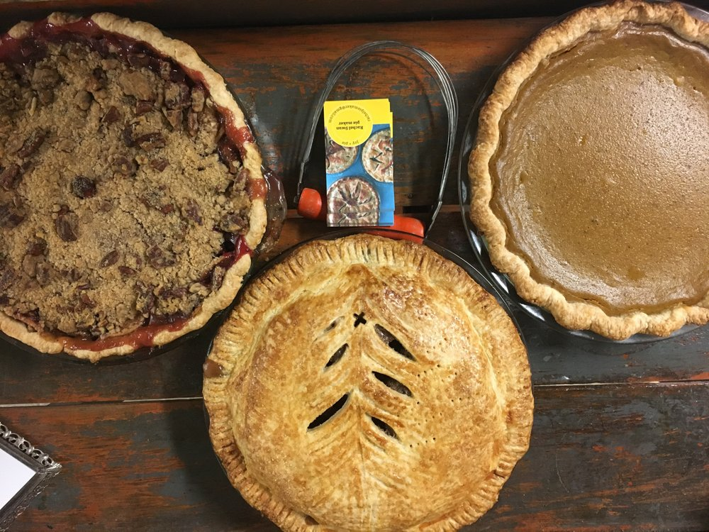 Pie & Mighty