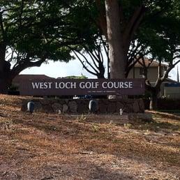 West Loch Golf Course Ewa Beach Hi
