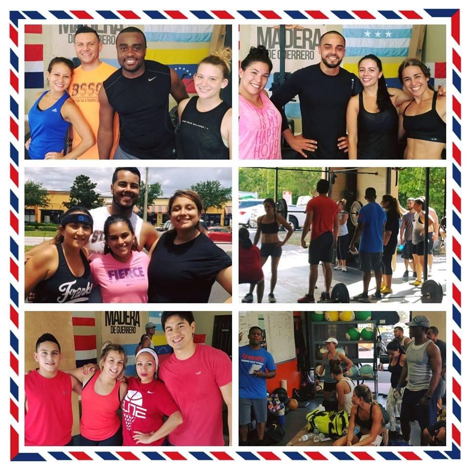 CrossFit Madera de Guerrero: 1415 Simpson Rd, Orlando, FL